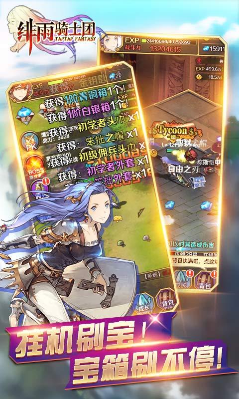 皇家骑士团 游戏截图